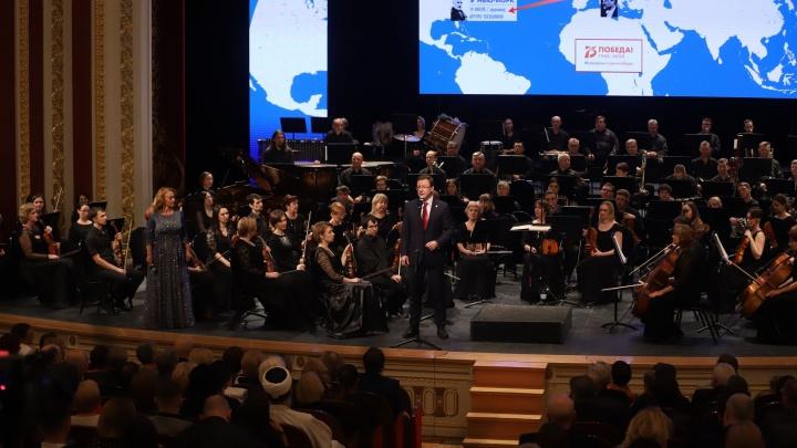 В Самаре исполнили легендарную Седьмую симфонию Шостаковича