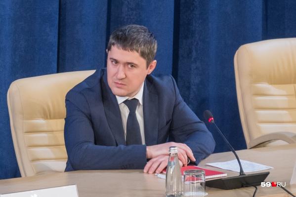 Дмитрий Махонин рассказал о планах по строительству крупных объектов в регионе