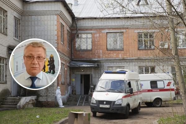 Сергей Давлетов считает, что дальнейшая ситуация с коронавирусом в области зависит от самих людей