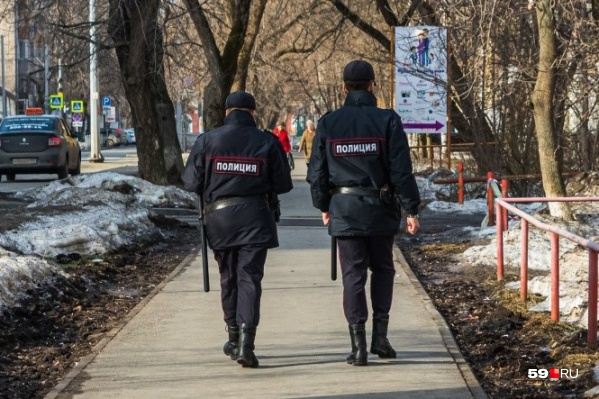 Девушку освободили полицейские