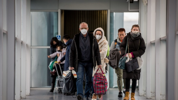В Ярославскую область в разгар коронавируса из-за границы вернулись 870 человек