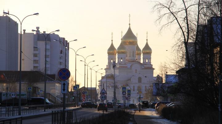 Улицу Выучейского в Архангельске частично перекроют с 18 марта