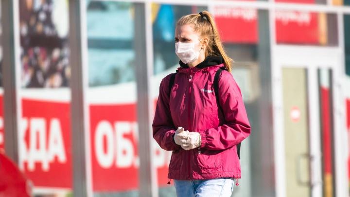 Количество заразившихся коронавирусом в крае составило 666 человек