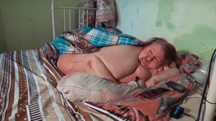 350-килограммовую тюменку готовят к первой операции