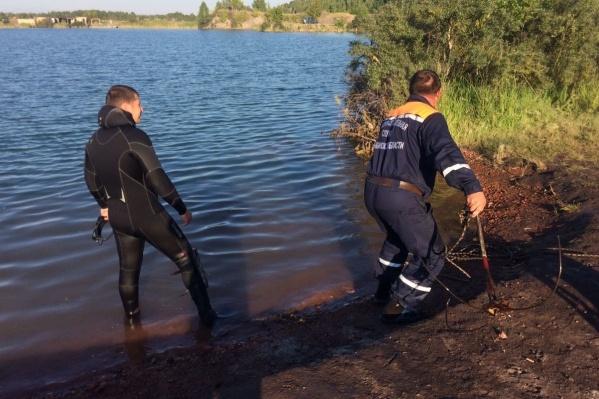 Спасения от аномальной жары многие ищут на озёрах, и число утонувших резко выросло