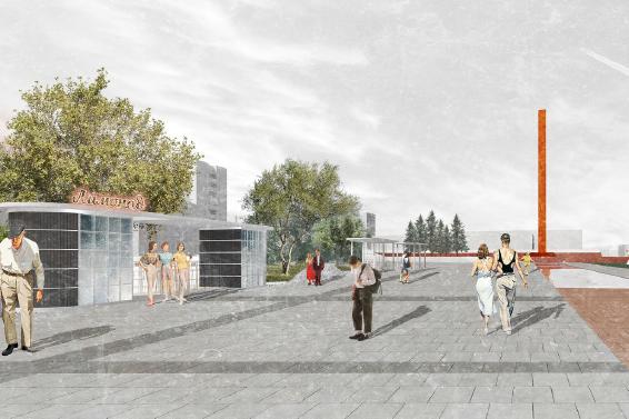 Представленный проект никак не видоизменяет доминанту Красной площади