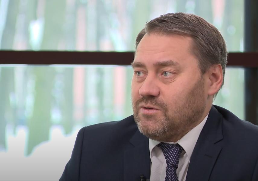 вице-губернатор Петербурга Александр Бельский