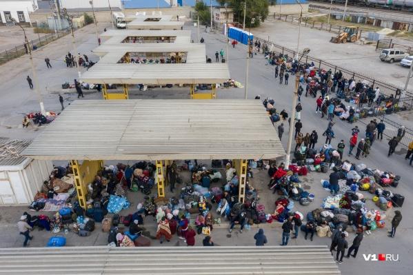 В Волжском ждут новый поток мигрантов, взамен уехавшим