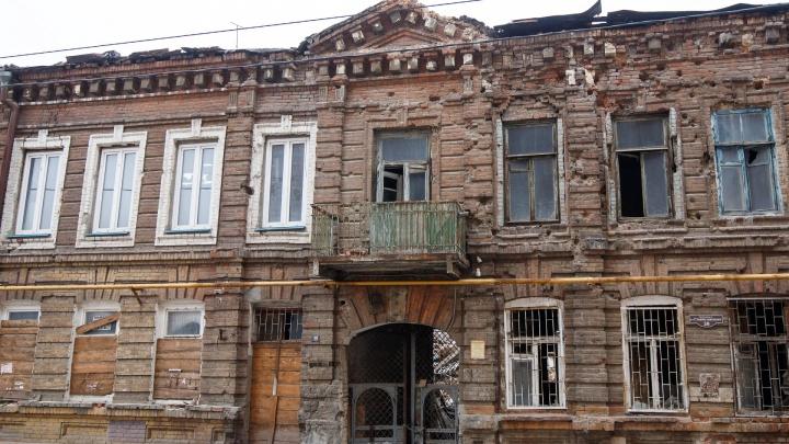 Старый Ростов убивают. Любуемся домом Науменко — скоро его снесут