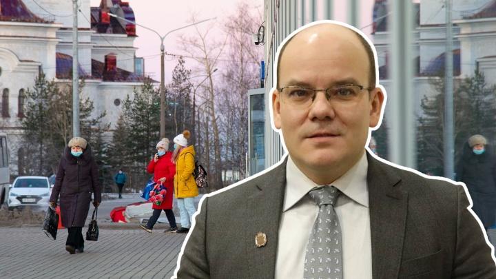 Штрафы за корпоративы и детей в ТЦ: в прямом эфире спрашиваем юриста об ограничениях в Поморье