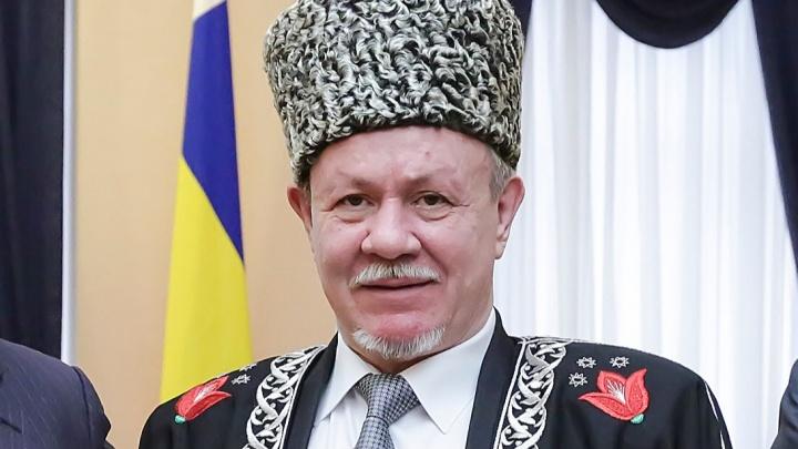 Умер муфтий Ростовской области Джафяр Бикмаев