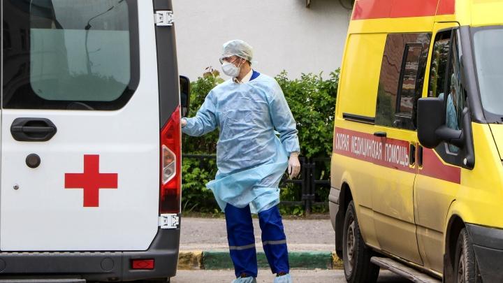 У сотрудников нижегородского Минздрава обнаружили коронавирус