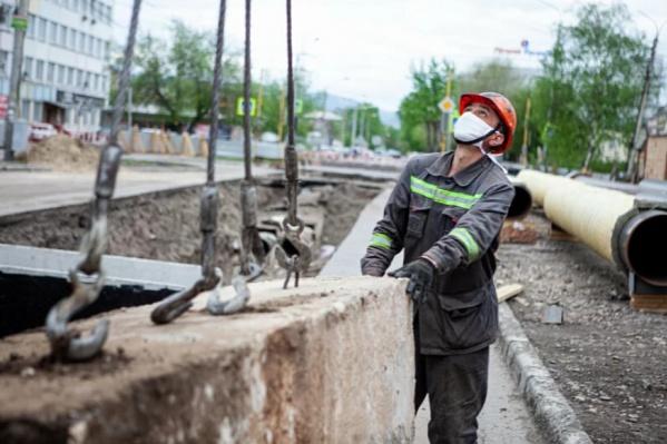 Энергетики обновили свыше 32 километров труб на более чем 60 объектах по всему Красноярску