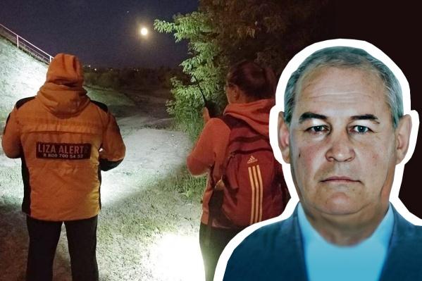 Поиском мужчины заняты полиция и отряд «Лиза Алерт»