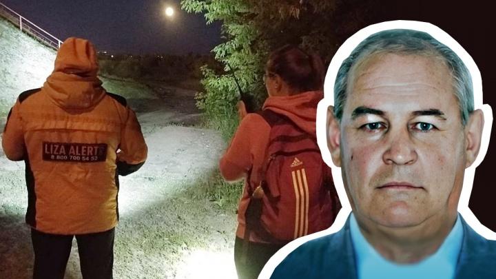 В Тюмени неделю ищут пропавшего 56-летнего мужчину
