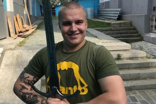 Антона Волкова искали две недели