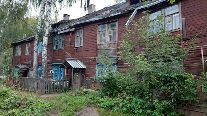 В Ленинском районе обрушились перекрытия жилого дома