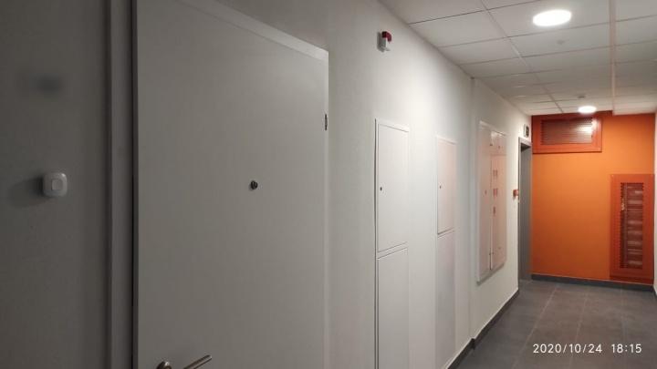 Подрядчики вскрыли квартиру екатеринбуржца в новостройке