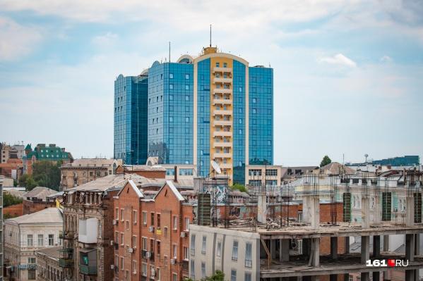 Сейчас архитектурные стили в Ростове свободно смешиваются