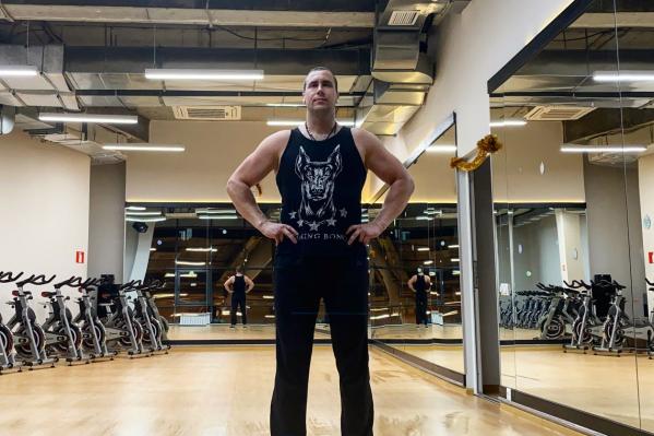 Депутат Сергей Пивков — убежденный спортсмен