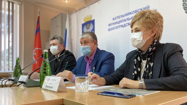 В Котельниково готовятся к строительству нового Парка Героев