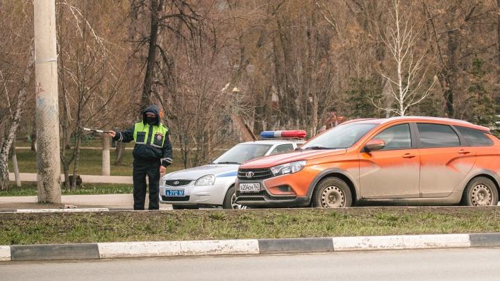 В Самаре у кладбищ выставят наряды полиции