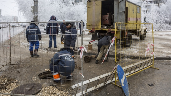 Терпение уже заканчивается: жители Краснооктябрьского района скупили в магазинах всю питьевую воду