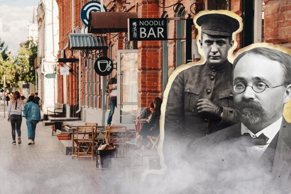 Появлению улицы Республики в Тюмени мы обязаны Александру Керенскому и Василию Пигнатти.Это красивое и не очень обычное название она получила в короткую, но очень насыщенную историческую эпоху между февралем и октябрем 1917 года