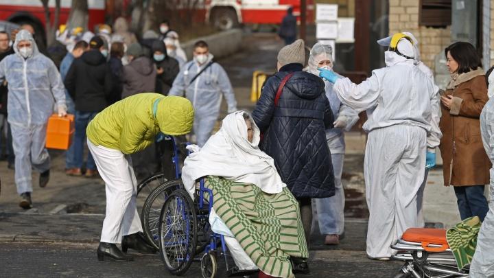В Минздраве отреагировали на публикации 74.RU о смерти челябинцев при взрыве в ковидной больнице