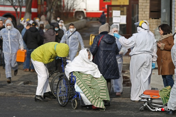 Взрыв в ГКБ <nobr>№ 2</nobr> Челябинска произошел почти год назад — 31 октября 2020-го