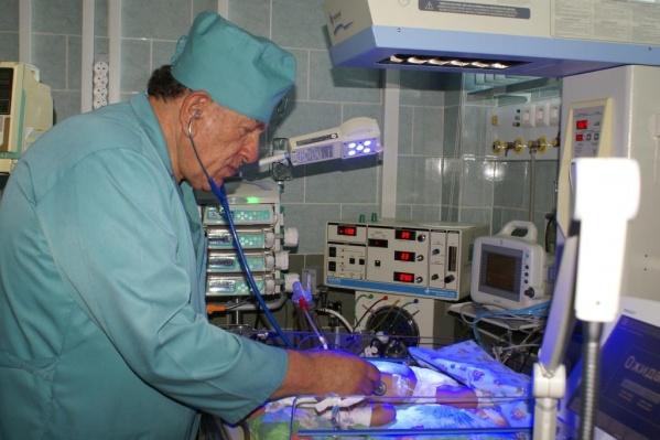 Борис Розин проработал в медицине 38 лет