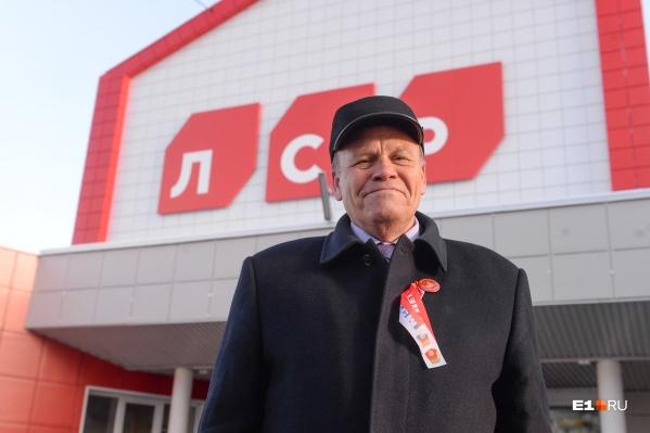 Владимир Крицкий — генеральный директор«ЛСР-Недвижимость. Урал»