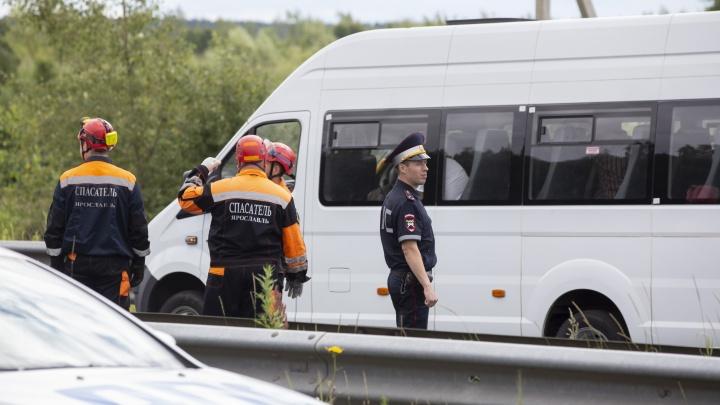 В Ярославле во время взрыва автопогрузчика пострадал рабочий