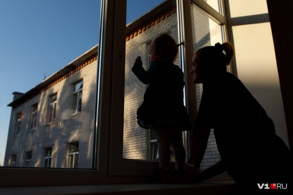 Кузбасс занял третью строчку по количеству инфицированных детей