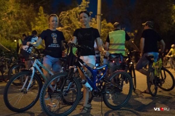 Организаторы особо подчеркивают, что это не велопарад, а разрешенная велопрогулка