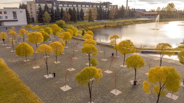 Индустриальный парк «Станкомаш» победил в конкурсе благоустройства