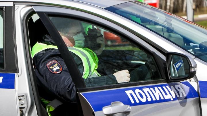 На водителя, сбившего двух детей на Московском шоссе, возбудили уголовное дело