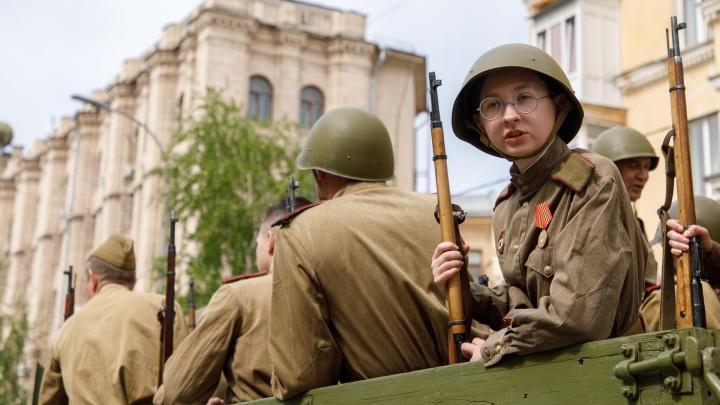 9 Мая в Волгограде: афиша Дня Победы — мероприятия, которые мы увидим из дома