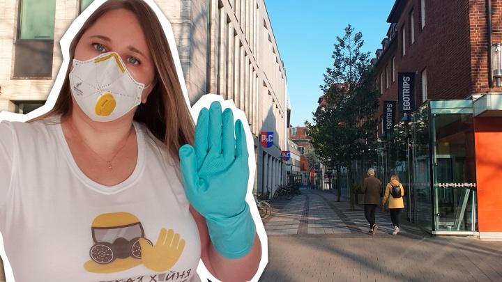 «Больше двух — плати штраф»: живущая в Германии челябинка — о суровых мерах из-за коронавируса