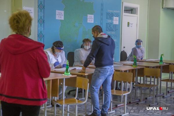 Из-за пандемии на участках для голосования будут усиленно соблюдать правила безопасности