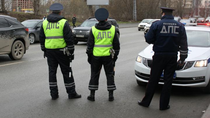 За месяц самоизоляции на дорогах Свердловской области поймали больше тысячи пьяных водителей: видео