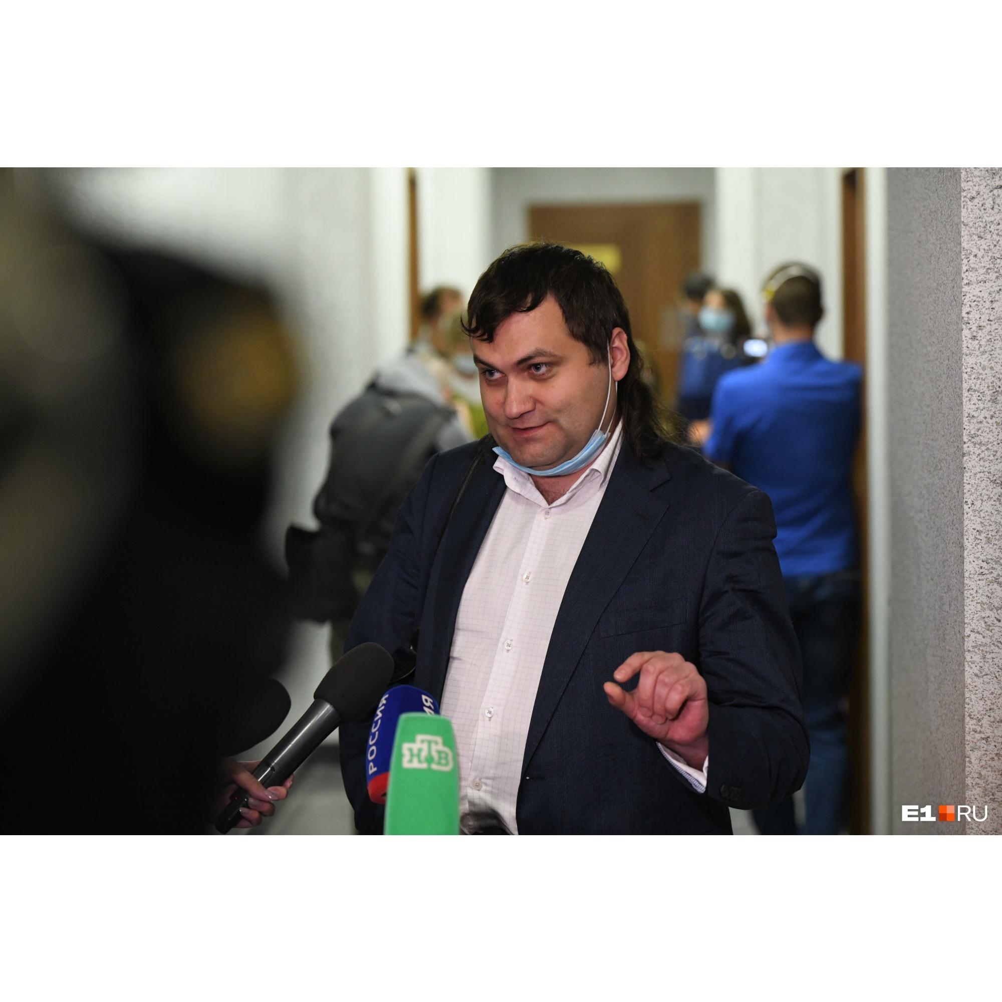 Даниил Задорин не смог пообщаться с Александровым в СИЗО-1