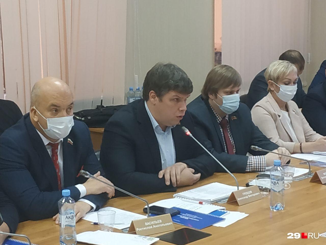 Александр Гревцов высказался за прямые выборы мэра