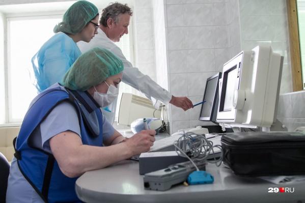 В Поморье больше всего случаев злокачественных новообразований на тысячу человек