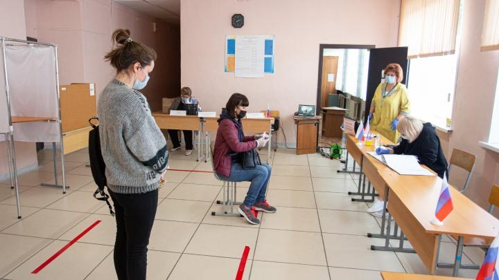 Явка на выборах в Челябинской области составила почти 18%