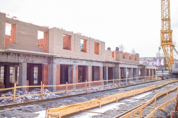 У«Аквилон Инвест» есть большой опыт досрочной сдачи своих жилых комплексов