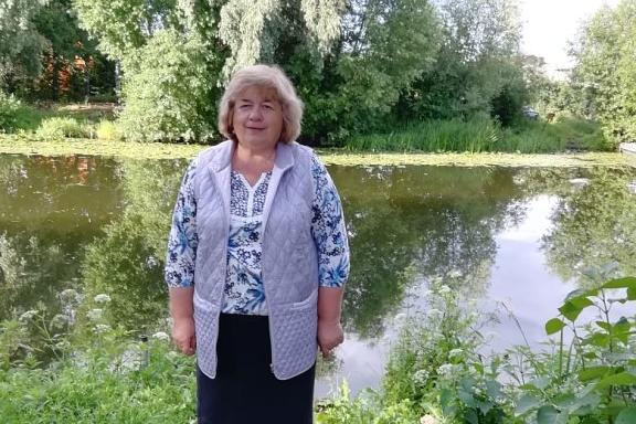 Галине Олейник было 63 года