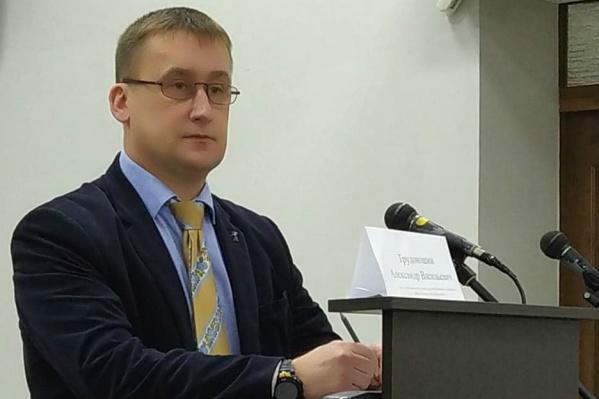 О жизни Кировского и Ленинского районов рассказал Александр Трудоношин
