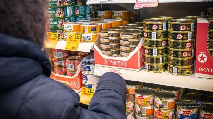 Власти Зауралья ответили курганцам — опустели ли прилавки магазинов из-за коронавируса