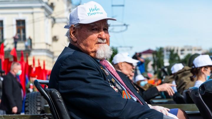 В Омске скончался ветеран Великой Отечественной войны Афанасий Кухтин
